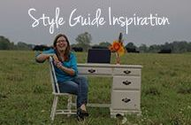 Style Guide Inspiration