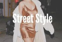 Street Stylin' / Our favorite looks to satisfy your fashionista cravings