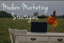 Modern Marketing Strategies / Modern marketing strategies to help you grow your business with effective website, social media, email marketing and more.
