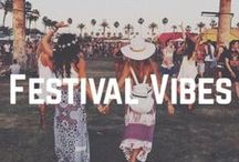 Festival Vibes / It is festival week here in Miami, let us show you some of our favorite outfit ideas for this week and the rest of 2016.
