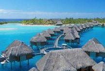 #TakeMeTo / Our vacation dream board