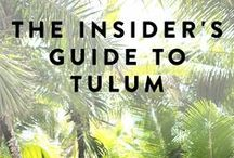 #TakeMeTo Tulum / How to do Tulum right: Guides, Restaurants, Outfit Inspo
