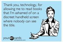 I <3 books / by RobynD ScentsyD