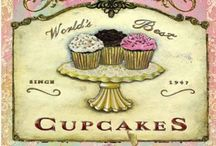 Cupcake Creations / by Rae Ann
