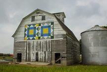 Quilt Block Barns & Buildings / by Rae Ann