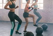 Fitness / Workouts that you can do anywhere, anytime to lose weight and tone up.