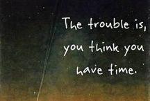 Quotes / by Jess D'Croix