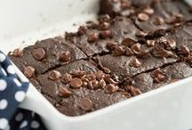 Healthy Desserts / These low calorie desserts will keep you lean while satisfying your sweet tooth.