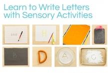 Literacy - Writing / by Katriona Westacott