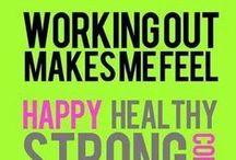 *keep fit*