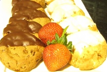 Proof of the Pudding / Take a look at some tasty creations from our exclusive catering company, Proof of the Pudding.   http://www.proofpudding.com/