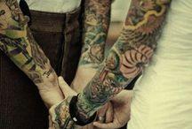 tattoos /   / by Sarah Valdes