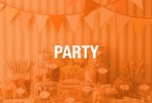 Party Ideas / Birthday Party and Party Ideas  / by Skinny Mom - Healthy Living for Women
