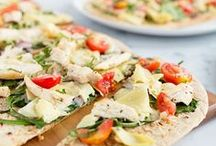 Healthy Lunch / Healthy and easy lunch recipes to help you stay on track.