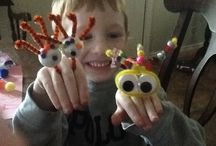 My pinterest - Kids crafts / Crafts that my kids and I have done inspired by Pinterest. / by Maureen Nicholas