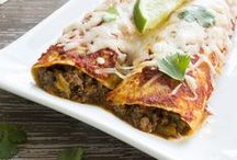 Healthy Mexican Recipes / Low carb, low calorie and delicious Mexican recipes that actually support your weight loss goals.
