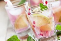 Food + Drinks / Yummy food and drink recipes that will blow your mind.