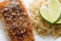 Healthy Seafood Recipes / Low calorie, high protein seafood recipes that support your weight loss goals.