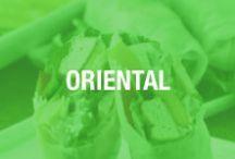 "Recipes: Skinny Oriental Cuisine / Get the ""skinny"" on oriental cuisine made skinny.  / by Skinny Mom"