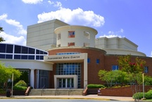 Infinite Energy Theater (formerly Gwinnett Performing Arts Center) / Inside the Theater, the stage is set to let your imagination soar! This beautiful 708-seat theater is a crowning achievement in technological wizardry with all the amenities you would expect to find at a fabulous Broadway playhouse. Not only is it ideally suited for every type of dramatic stage production, it can also serve as a concert hall for musical performances or as a civic auditorium for corporate presentations.
