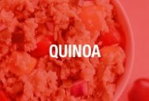 "Recipes: Skinny Quinoa / Get the ""skinny"" on Skinny Mom's best quinoa recipes! / by Skinny Mom"