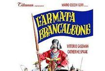 Brancaleone / L'armata Brancaleone - Brancaleone alle crociate