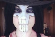 Pretty Deadly Cosplay / Pretty Deadly-related Cosplay / by Kelly Sue DeConnick