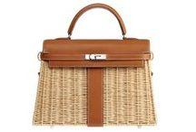 Basketry Bags / Borse realizzate con tecniche e materiali tipici della cesteria www.intrecci.eu