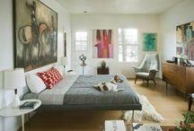 Mid century bedroom ideas / Mid Century Modern Dream Bedroom / by Dana Grant