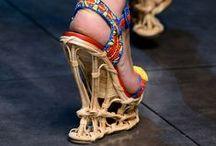 Basketry Shoes / Cesteria e scarpe www.intrecci.eu