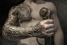 (•) Tattoo References