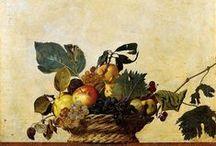 Basketry in Art