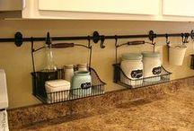 Home Renovation Ideas / by Rebecca Jones