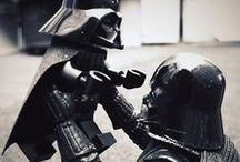 (•) Darth Vader / Star Wars