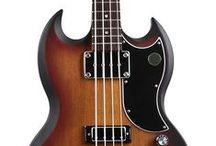 (•) Fender / Gibson Bass