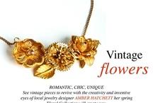 Yep...I made that / I design and create UPcycled jewelry. online portfolio...www.amberhatchettdesigns.com purchase from...www.thevintagevanity.etsy.com / by Amber Hatchett Designs