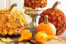 Fall Decorations / Fall decorations, fall diy, and fall decoration ideas for the home.
