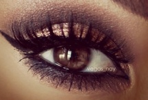 Makeup / I love to play with different styles, this is a little bit of an inspiration board / by casey