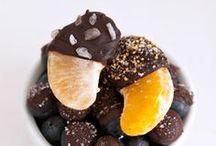 Sweet Treats and Eats / by Andrea Watson