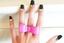 Nails / Cute nail polish, cool nail art, or any nail polish designs that I love! / by kandee johnson