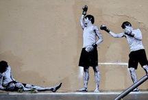 Urban art \ Urban culture / by APG Portugal
