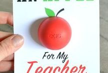 Teacher Appreciation / Teacher appreciation gifts and traditions educators will actually love.