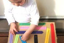 Toddler Activities / Fun toddler games and toddler activities.