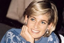 Princess Diana / The People's Princess and her family / by Terry Fourtner