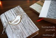 DIY Journal Ideas / Looking to make your own journal? Whether you want a DIY pregnancy journal or you just want to know how to create a beautiful personal journal, these pins offer some awesome ideas. Repin it or add some of your own thoughts!