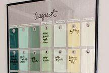 Organize / by Andrea Watson