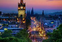 Edinburgh / Edinburgh wonderful Edinburgh / by Edinburgh Reporter