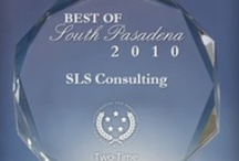 SLS Consulting Awards & Certifications  / SLS Consulting is so proud of all of our achievements.  / by SLS Consulting