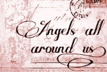 Angels      {\o/} / Angels ... pictures, sayings & more / by Toni Bartz