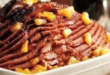 Main dish..  Meats, casseroles, crock pot / by Paula Dishman Smith